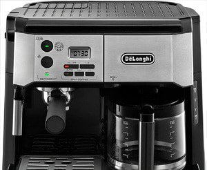 DeLonghi BCO430 Brewing