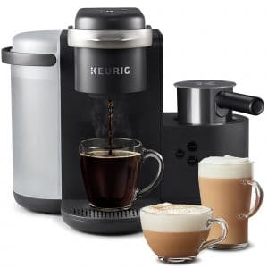 Keurig K-Cafe Special Edition Advanced Features
