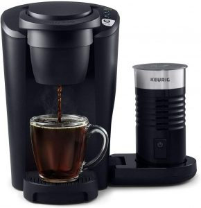 Keurig K-Latte Brewing Time