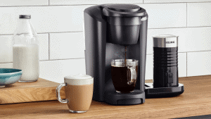 Keurig K-Latte Silent Operation