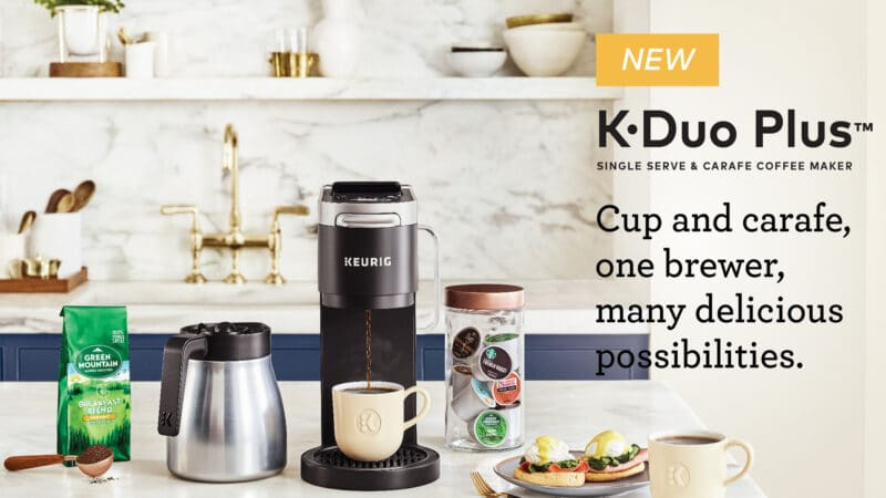 keurig k duo plus review
