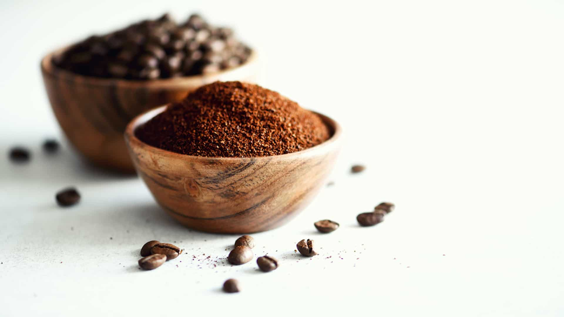 how much coffee grounds to use