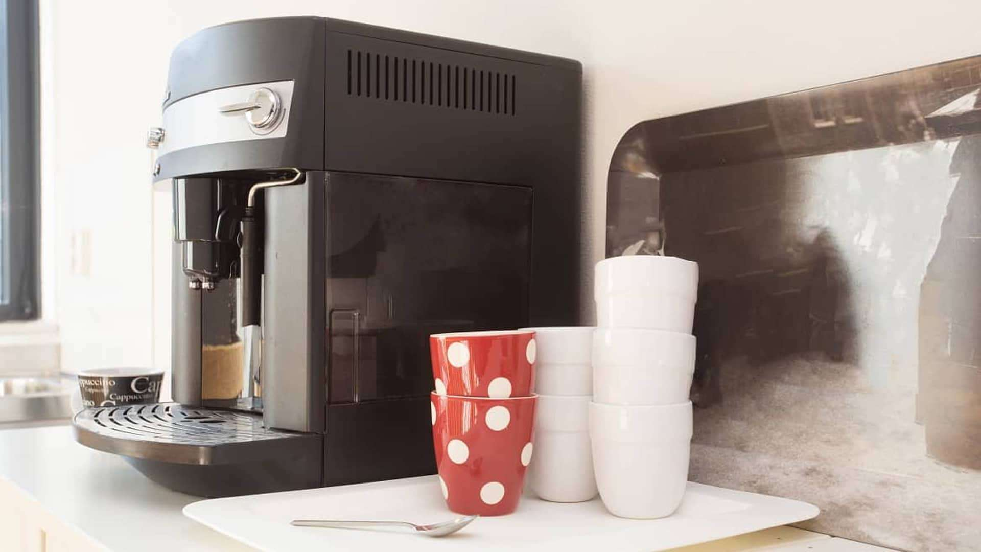 How to Clean a Moldy Coffee Maker