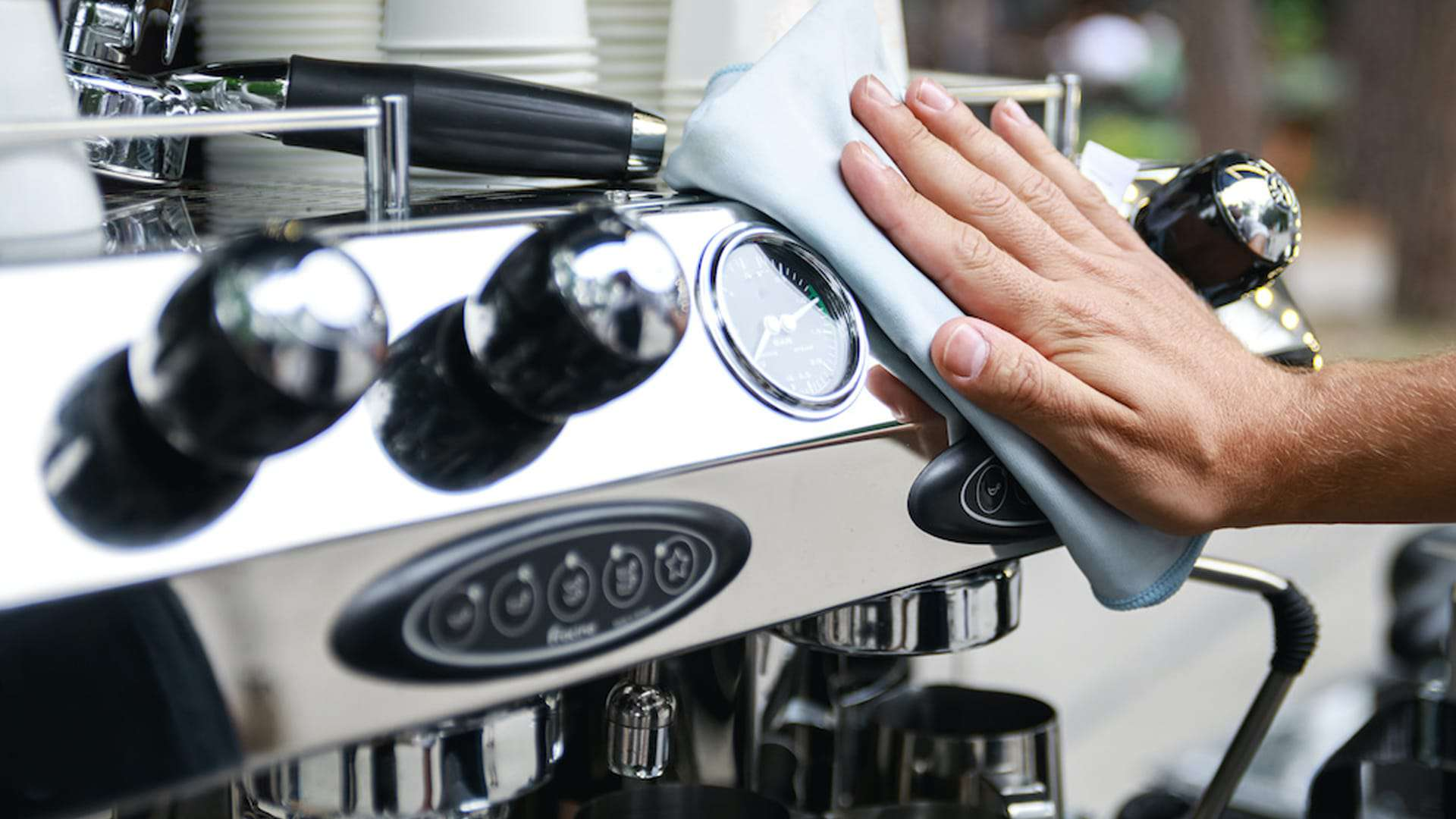 how to clean the inside of a coffee maker