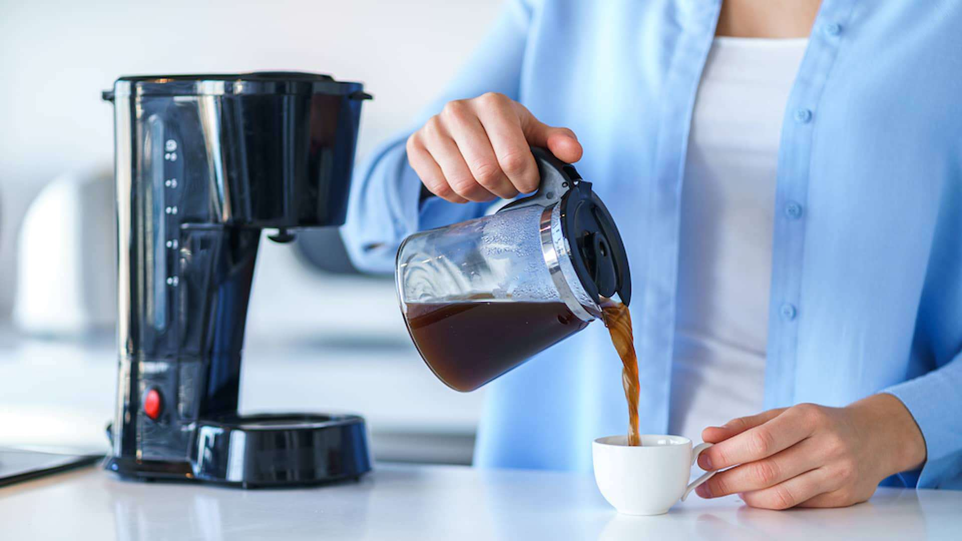 how to dispose of a coffee maker