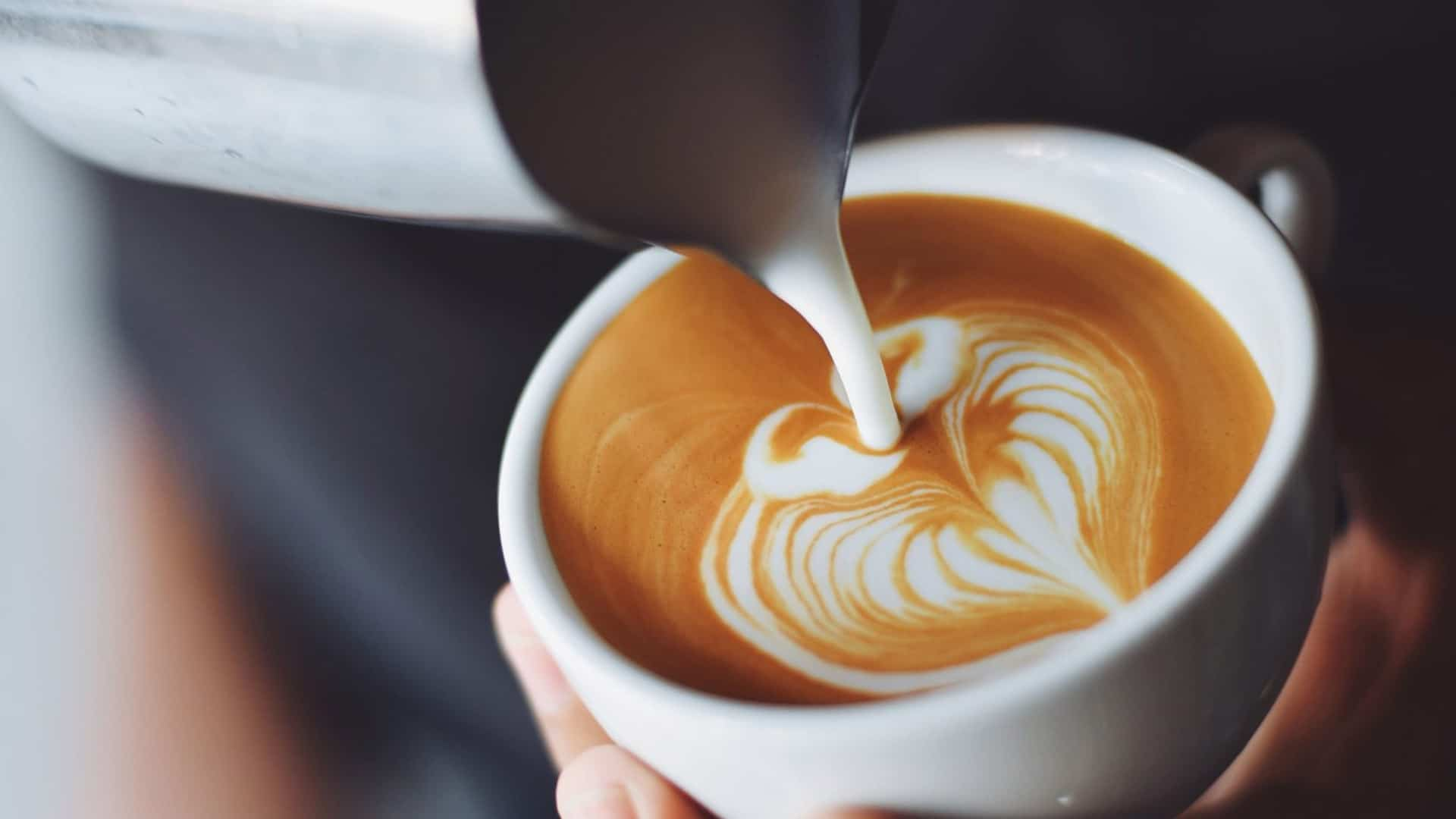 how to make the perfect caffe latte